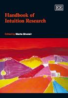 Handbook of Intuition Research PDF