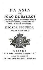 Da Asia de João de Barros e de Diogo de Couto: Volume 3