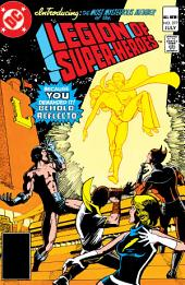 The Legion of Super-Heroes (1980-) #277