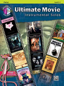 Ultimate Movie Instrumental Solos Book