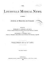 The Louisville Medical News