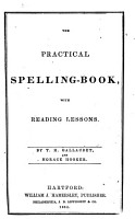 The Practical Spelling book  with Reading Lessons PDF