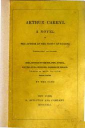 Arthur Carryl: A Novel