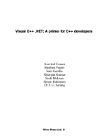 PRO VC++ .NET,