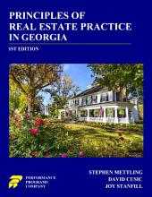 Principles of Real Estate Practice in Georgia