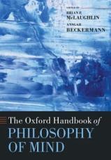 The Oxford Handbook of Philosophy of Mind PDF