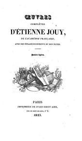 Oeuvres complètes: avec des éclaircissements et des notes, Volume17