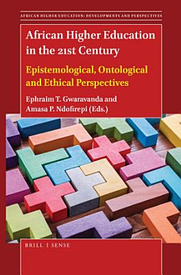 African Higher Education in the 21st Century PDF