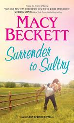Surrender To Sultry Book PDF