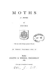 Moths, by Ouida: Volume 2