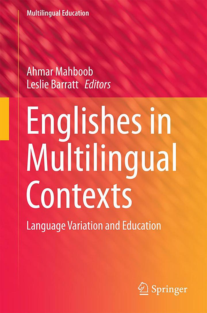 Englishes in Multilingual Contexts