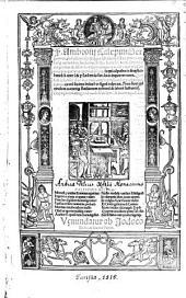 Dictionarium copiosissimus