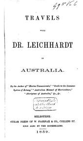 Travels with Dr. Leichhardt in Australia