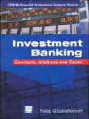 Investment Banking Concepts  Analysis   Cases PDF