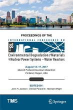 Proceedings of the 18th International Conference on Environmental Degradation of Materials in Nuclear Power Systems     Water Reactors PDF