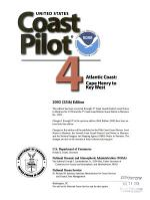 United States Coast Pilot 4