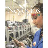 Negocios ProMéxico Agosto: Mexico´s electric and electronic industries