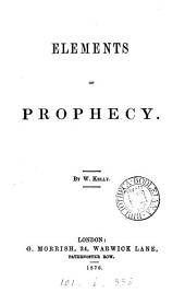 Elements of Prophecy