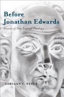 Before Jonathan Edwards PDF