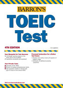 Barron s TOEIC Test with Audio CDs PDF