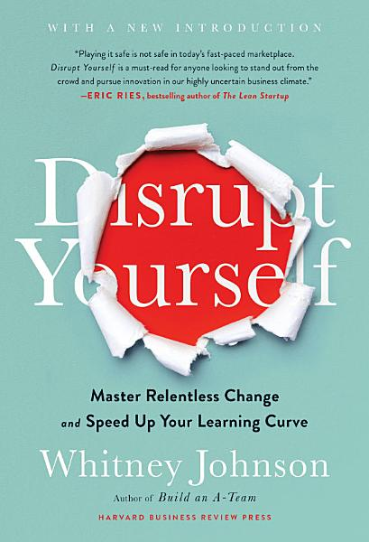 Disrupt Yourself With A New Introduction