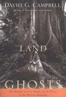 A Land of Ghosts PDF