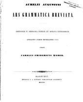 Aurelii Augustini Ars grammatica breviata