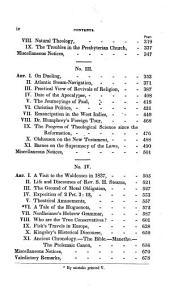 The Quarterly Christian Spectator: Volume 10