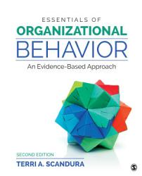 Essentials Of Organizational Behavior Book PDF