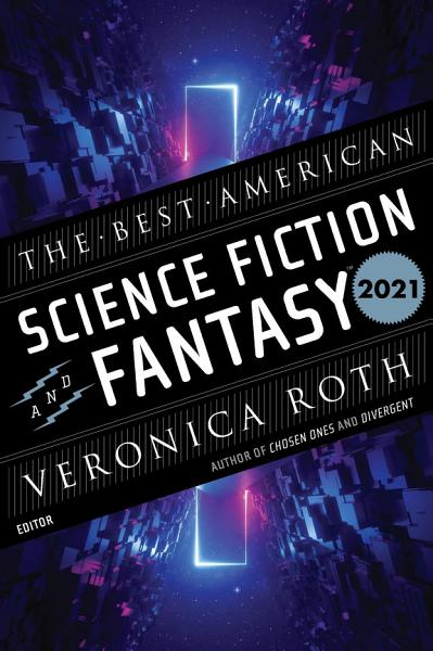 Download The Best American Science Fiction and Fantasy 2021 Book