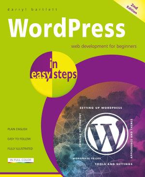 WordPress in easy steps  2nd edition PDF