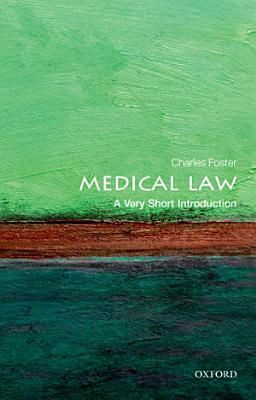 Medical Law  A Very Short Introduction PDF