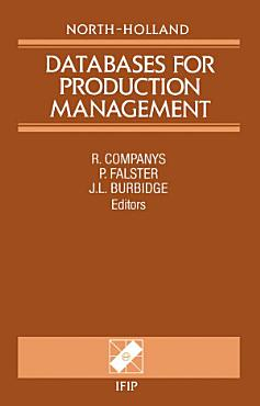 Databases for Production Management PDF