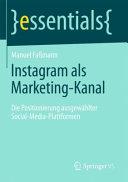 Instagram als Marketing Kanal PDF