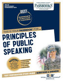 DSST Principles of Public Speaking