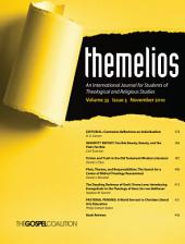 Themelios, Volume 35, Issue 3: Issue 3