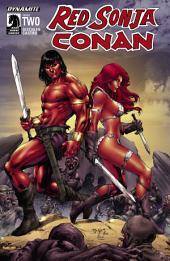 Red Sonja / Conan #2