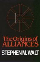 The Origins of Alliances PDF