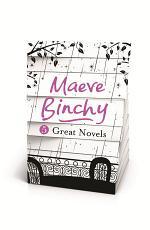Maeve Binchy - Five Great Novels
