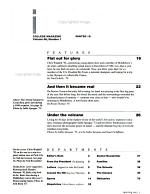 Middlebury College Magazine PDF