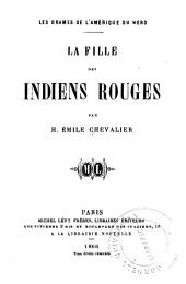 La fille des Indiens Rouges