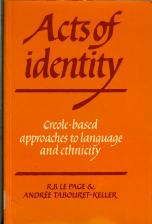 Acts of Identity PDF