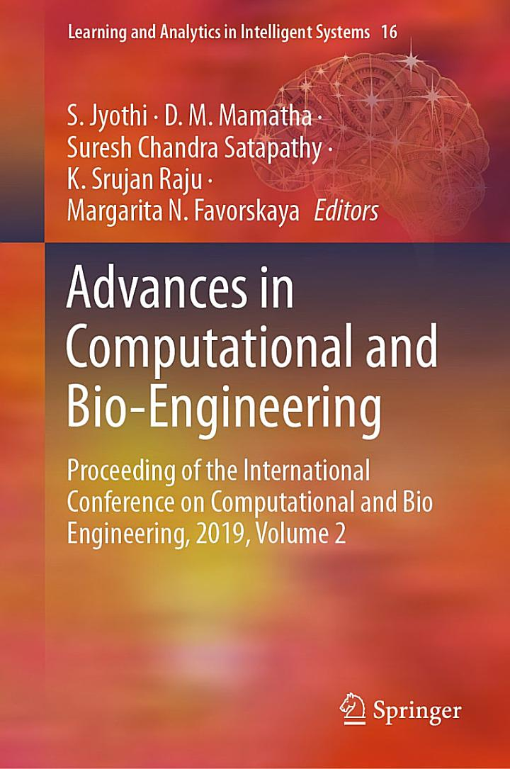 Advances in Computational and Bio-Engineering
