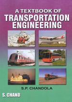 A Textbook of Transportation Engineering