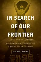 In Search of Our Frontier PDF