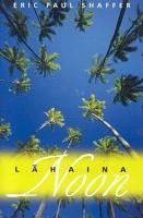 L  haina Noon   N   Mele O Maui   Poems PDF