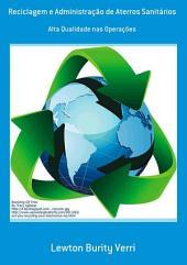 Reciclagem E Administração De Aterros Sanitários