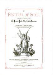 Festival of Song ...