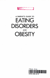 A Parent s Guide to Eating Disorders and Obesity PDF