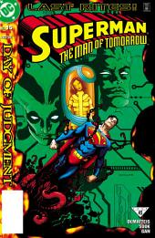 Superman: The Man of Tomorrow (1995-1999) #15